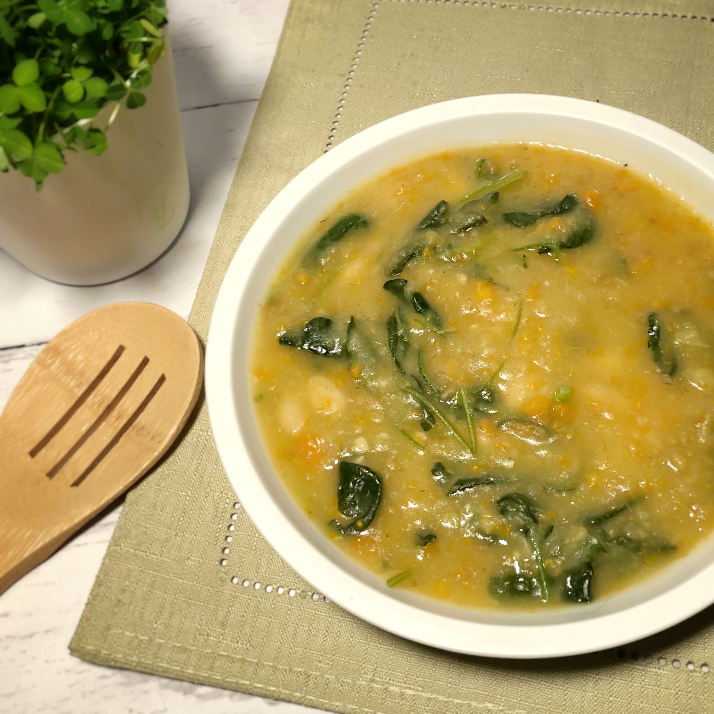 Vegan Irish Potato Kale Stew